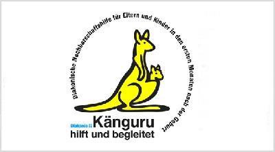 Känguru – hilft und begleitet